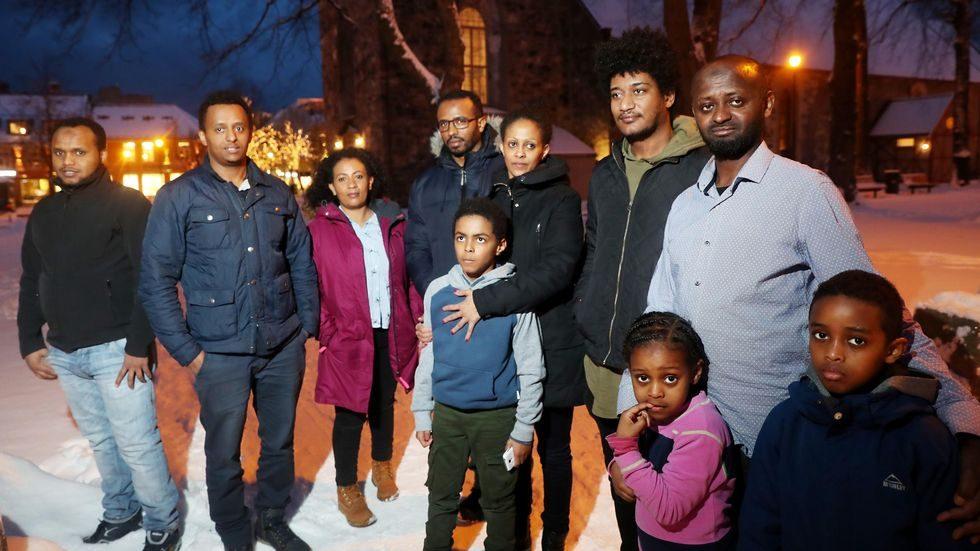 Barn som mister sin far eller mor